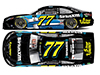 2017 Erik Jones #77 SiriusXM 1:24 Diecast Car