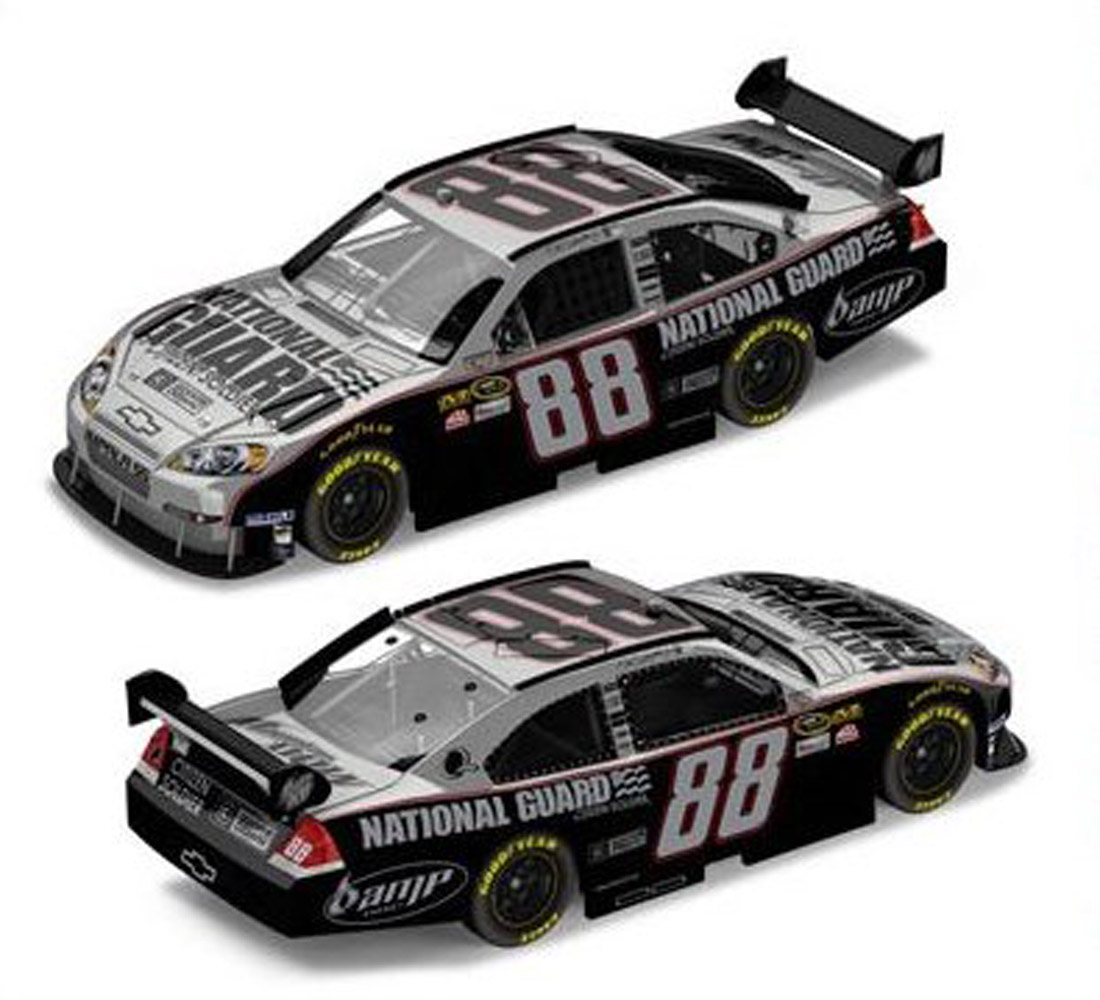 2008 Dale Earnhardt Jr #88 NG Soldier  1/24  Diecast Car