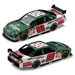 2008 Dale Earnhardt Jr #88 MD Michigan Win 1/24  Diecast Car