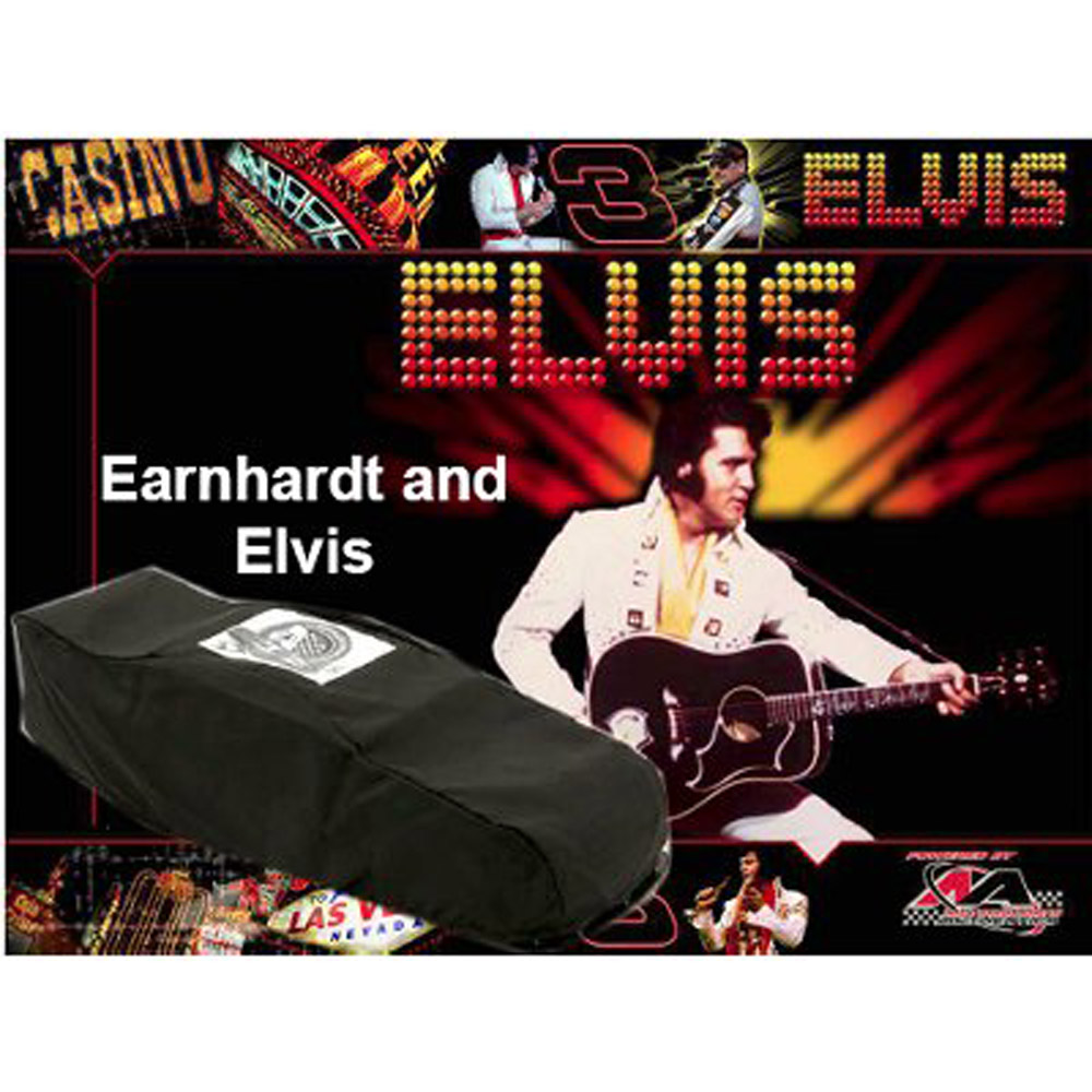2009 Dale Earnhardt Sr. & Elvis 1/24 Car