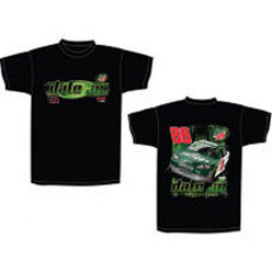 2008 Dale Earnhardt Jr #88 Black AMP Energy Drink t-shirt