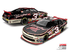 2014 Ty Dillon #3 Yuengling Light Lager 1:24 Diecast Car