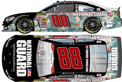 2014 Dale Earnhardt Jr #88 National Guard Camo - American Salute  1/24 Diecast Car