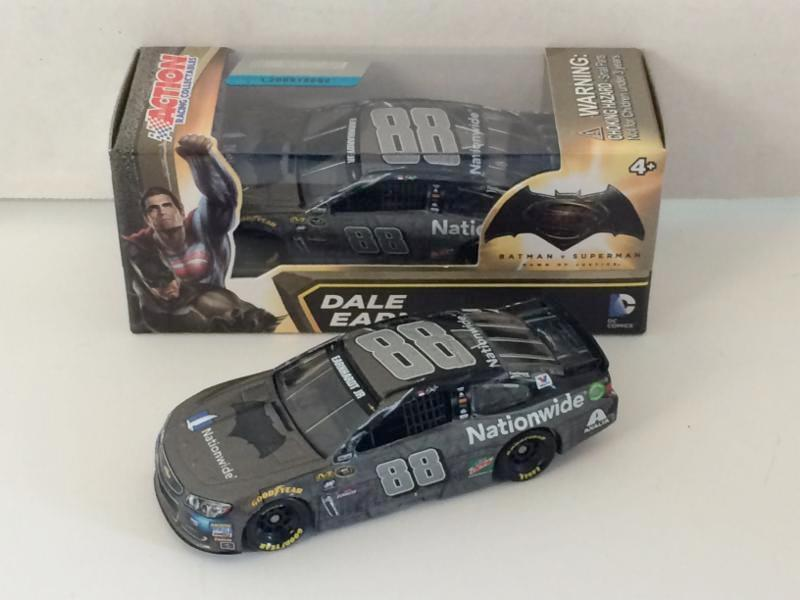 2016 Dale Earnhardt Jr #88 Batman 1:64 Diecast Car