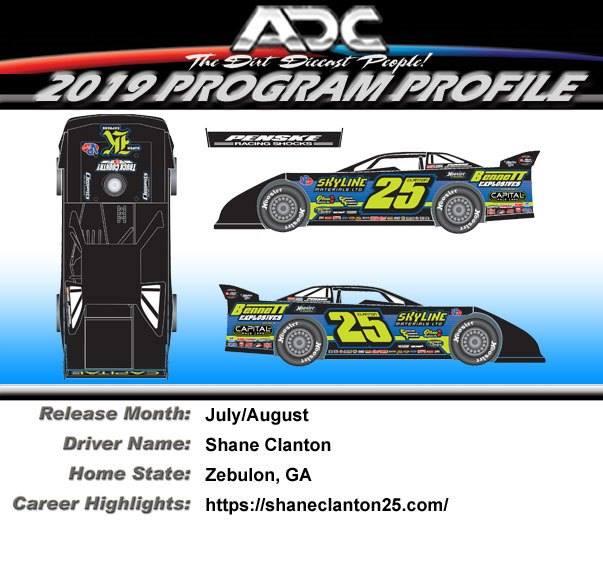 ADC Dirt Late Model Diecast Cars - ADCdiecast com