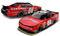 2014 Dale Earnhardt Jr #88 Taxslayer NWS 1/24 Diecast Car