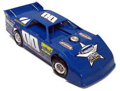 2014 JESSE STOVALL 1/24 Dirt Late Model DIECAST CAR